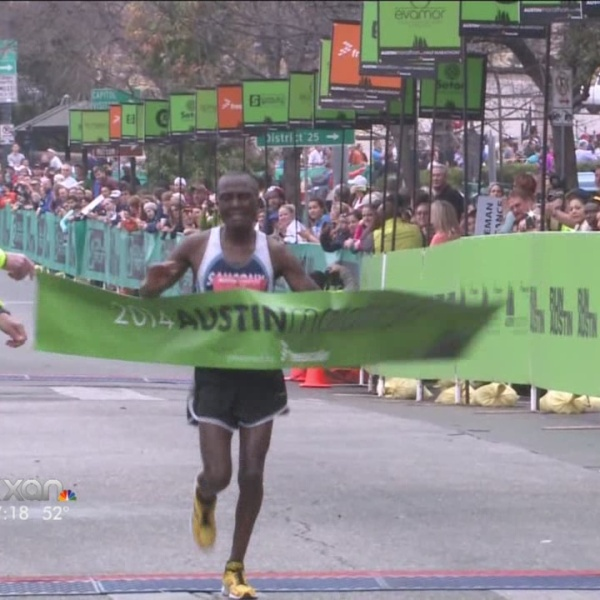 Austin Marathon runners to get state of the art care from Seton Healthcare