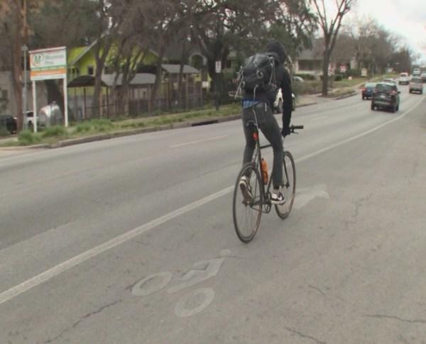Bike Lane, Cyclist_95903