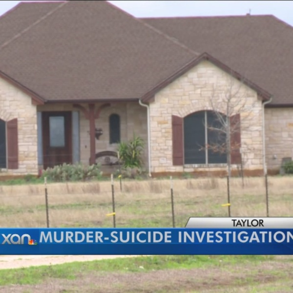 Taylor Couple Did Not have Any Previous Domestic Calls at Home