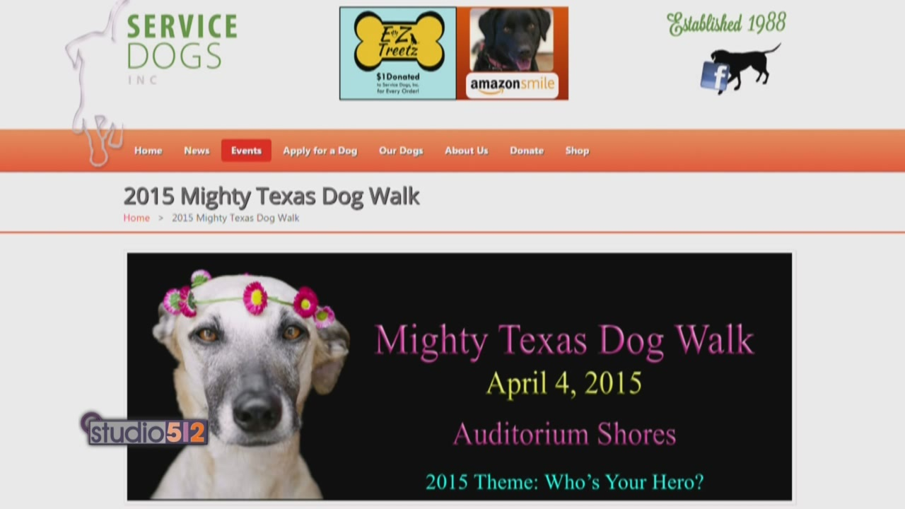 3-31-15 17th Annual Mighty Texas Dog Walk_110116