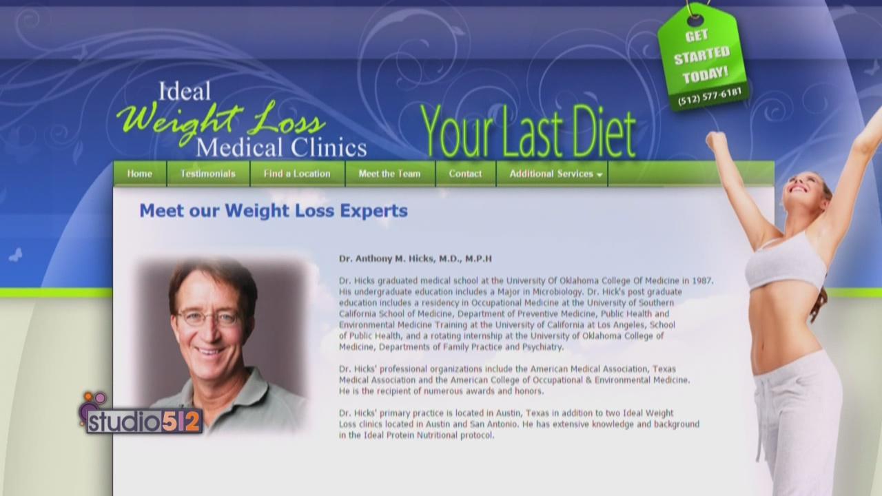 Ideal weight loss austin tx