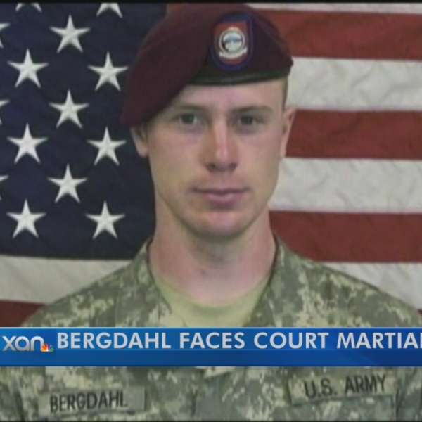 Military: Bergdahl may face life in prison if convicted