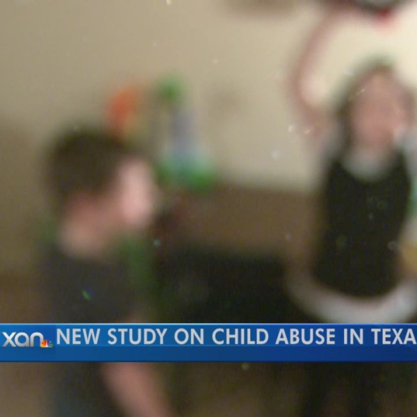 Study: Child abuse in Texas is a 'public health' issue