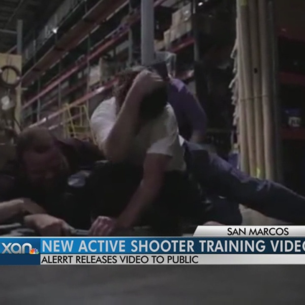 New Active Shooter Training Video