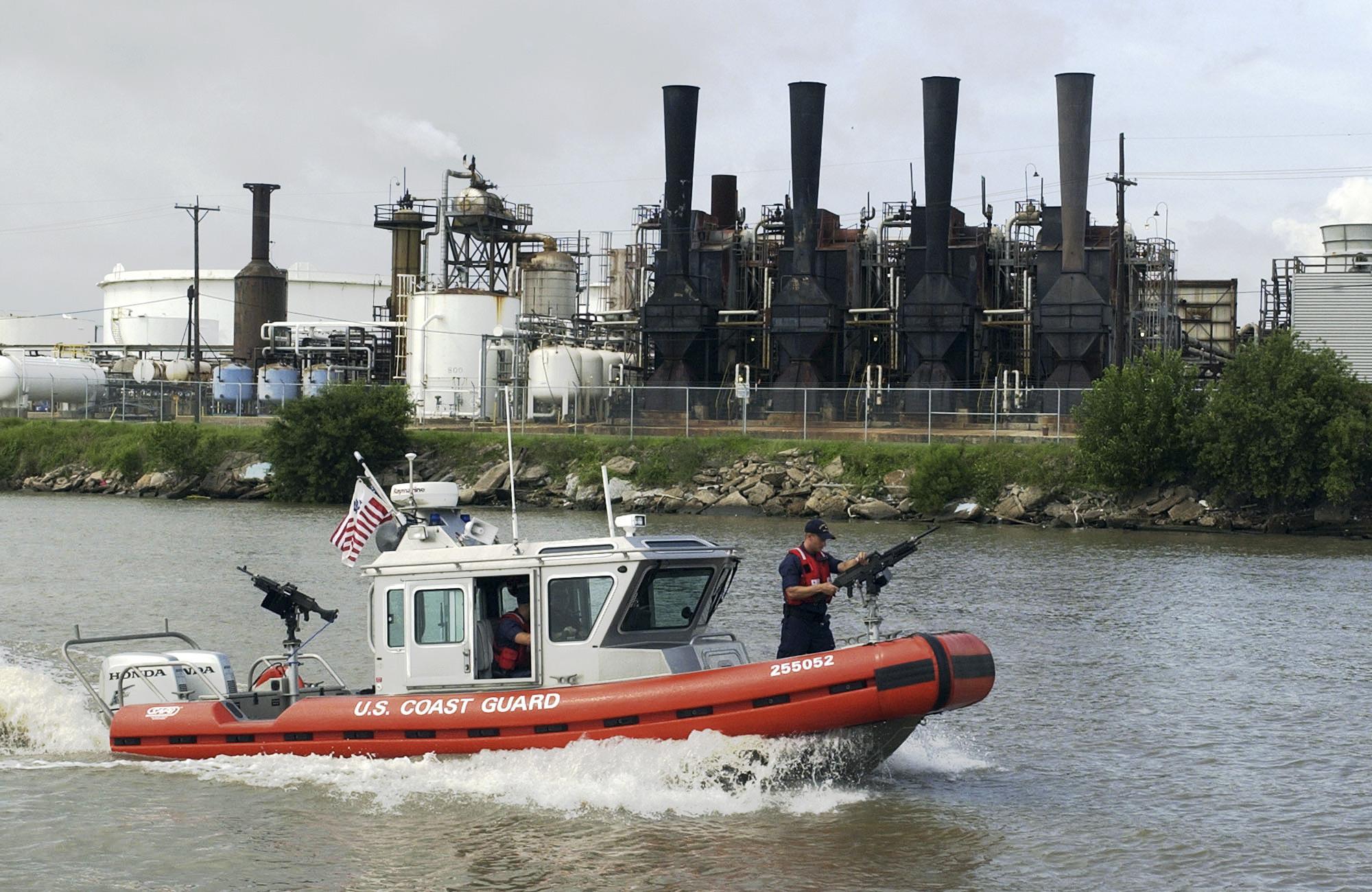 Houston Port Security_104716