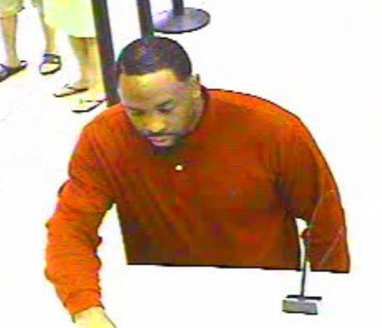Chase Bank Robbery Suspect_106676