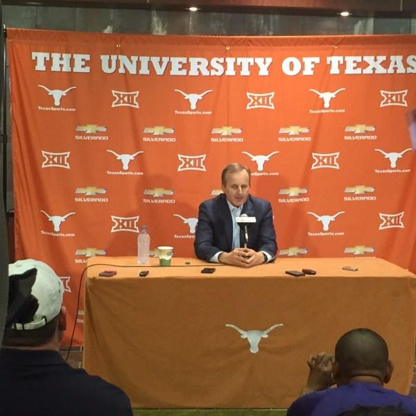 Rick Barnes in departure press conference_109528