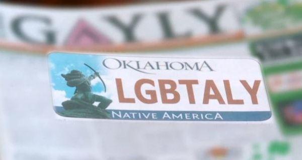 License Plate Controversy in Oklahoma_108273