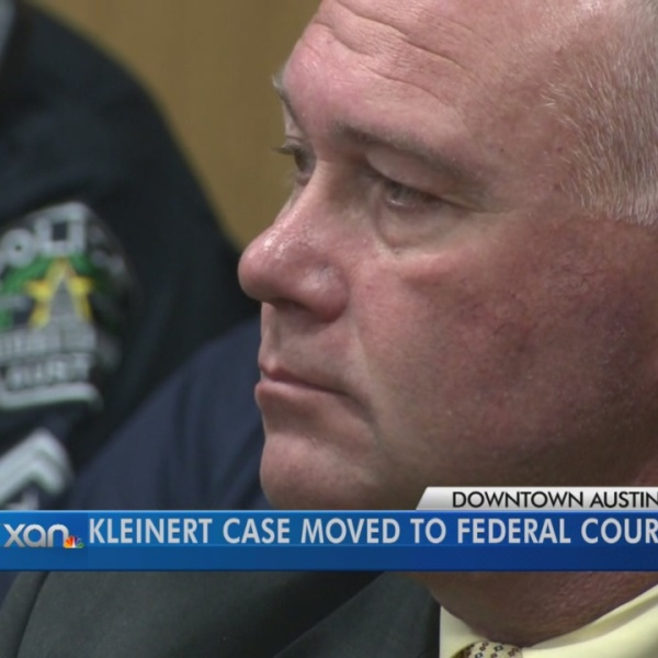 Kleinert manslaughter case to stay in federal court