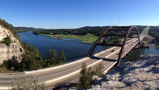 Pennybacker Bridge, Austin Country Club_117645