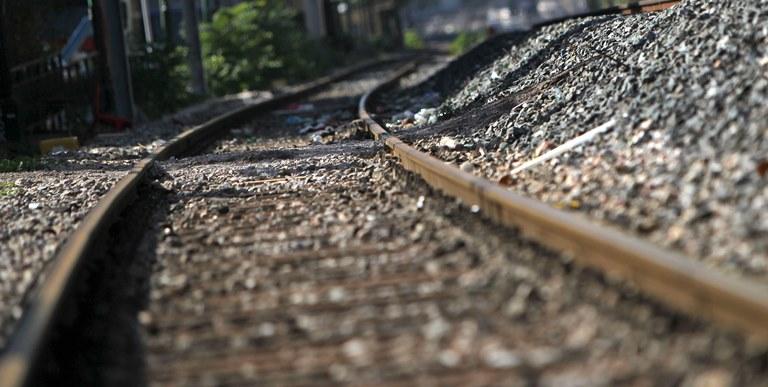 Railroad tracks, train, train tracks, rail_114254