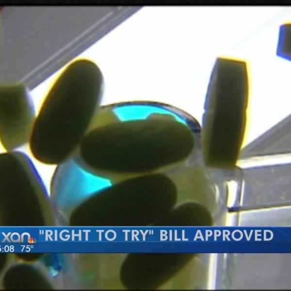 Right to Try Legislation passes Texas Senate