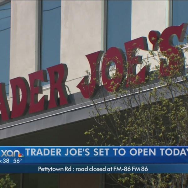 Trader Joe's at Seaholm Opens Friday Morning