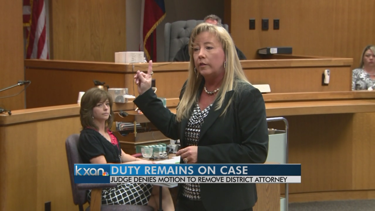 Williamson County DA's attempt to overturn contempt charge denied