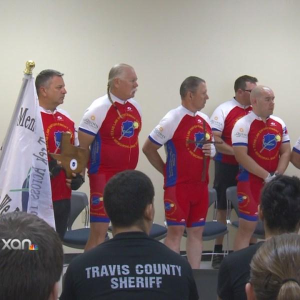 Memorial Trek Riders honor fallen deputy Jessica Hollis