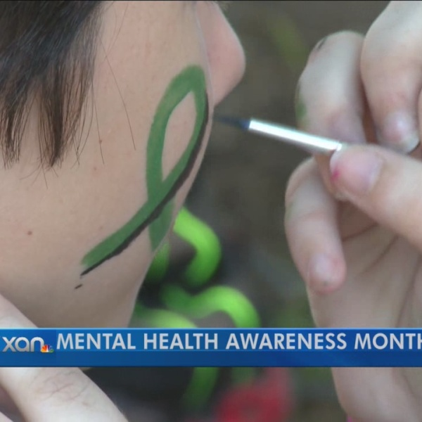 Families gather to spread the word on mental health issues