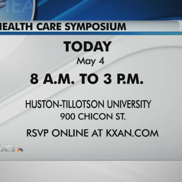 Texas Tribune to hold symposium on health care