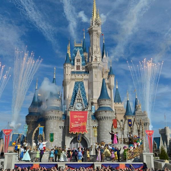 Disney World Fantasyland_122539