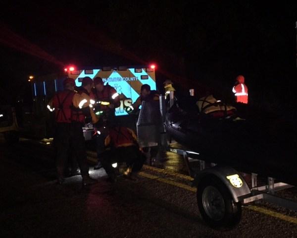 ATCEMS Crews Headed to Wimberley_127083
