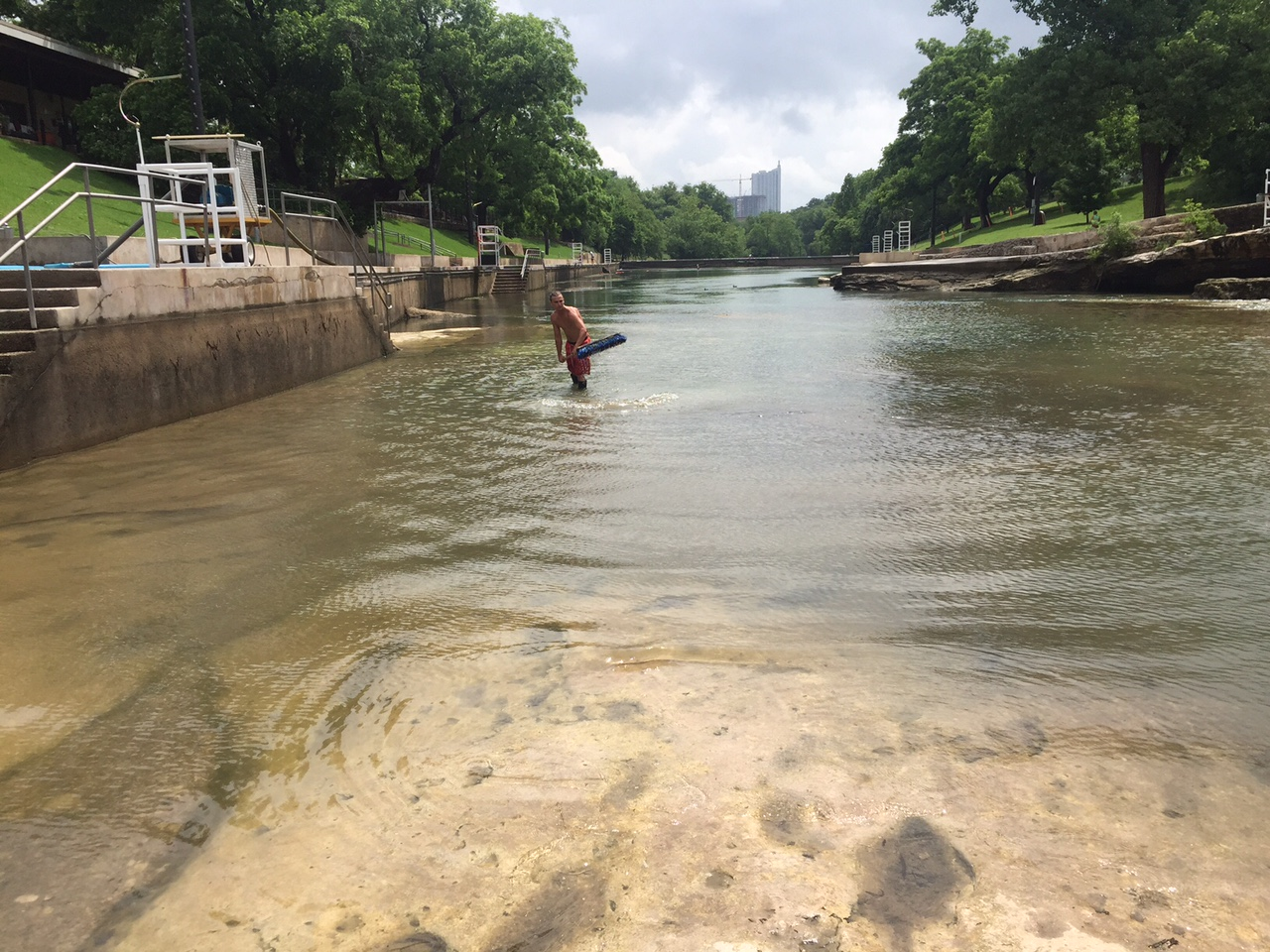 Barton Springs Pool_121392