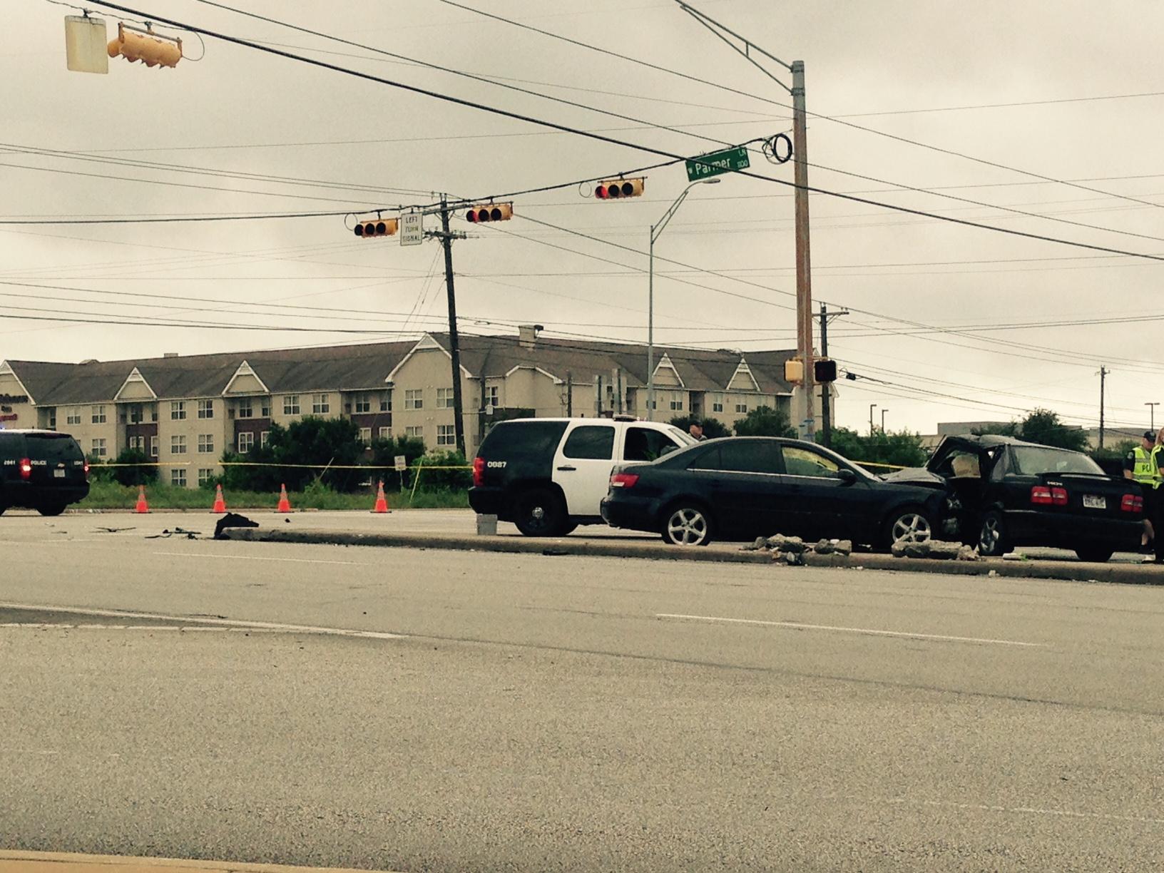 Fatal crash on East Parmer Lane and N. Lamar Boulevard_124728