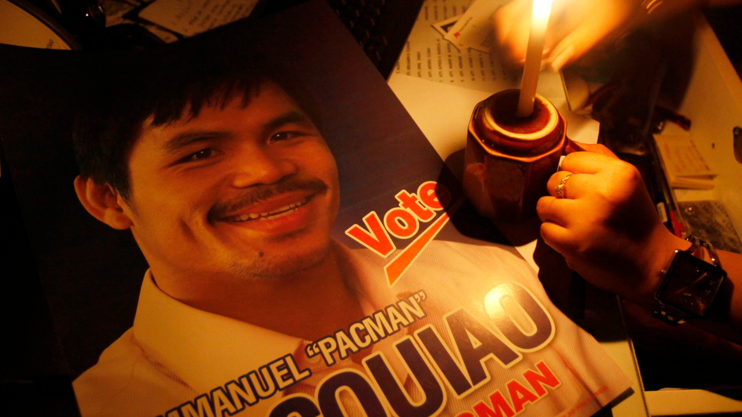 Philippines Congressman Pacquiao_117871