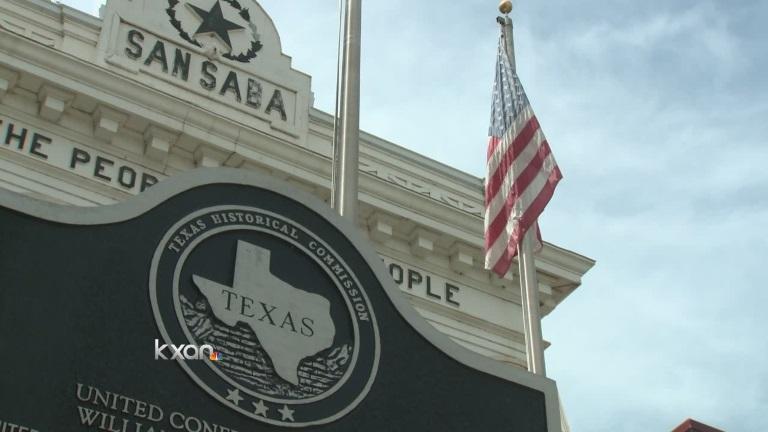 San Saba County Courthouse_146578