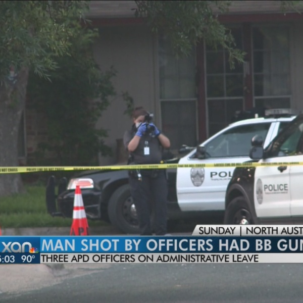 Police identify Richard Munroe as the man shot and killed by APD officers in North Austin