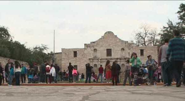 Alamo in San Antonio_128214
