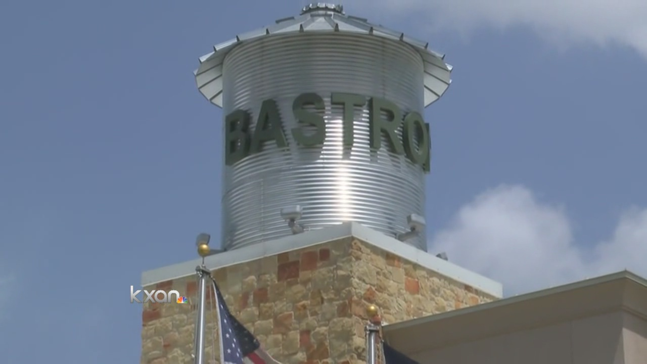 Bastrop Water Tower_150563