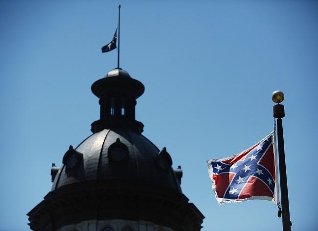 Charleston Shooting Confederate Flag_150183