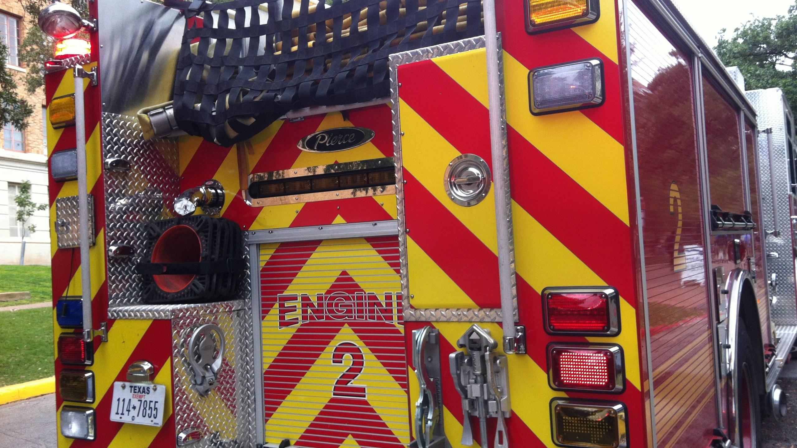 Fire truck generic_106927