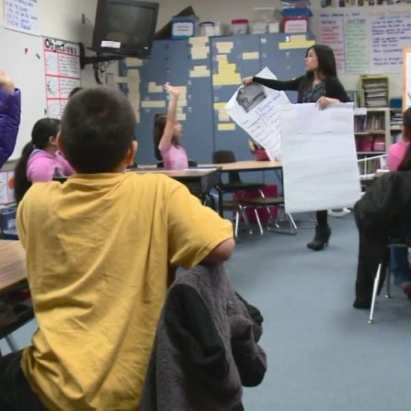 How should Texas teachers be graded?