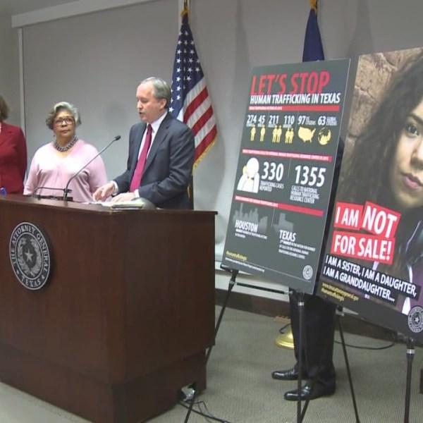 New state human trafficking unit