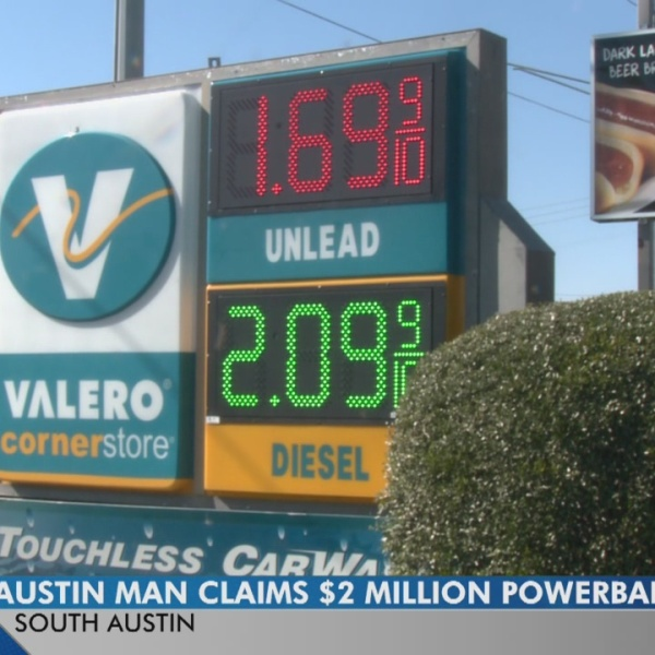 Austinite wins at Valero