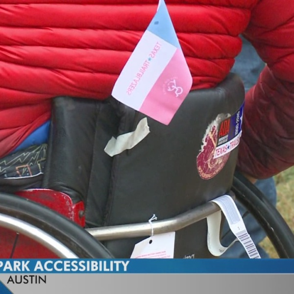 New guidelines to make Austin parks more accessible to the disabled