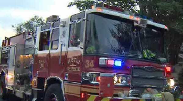 Austin Fire Department AFD fire truck_152390