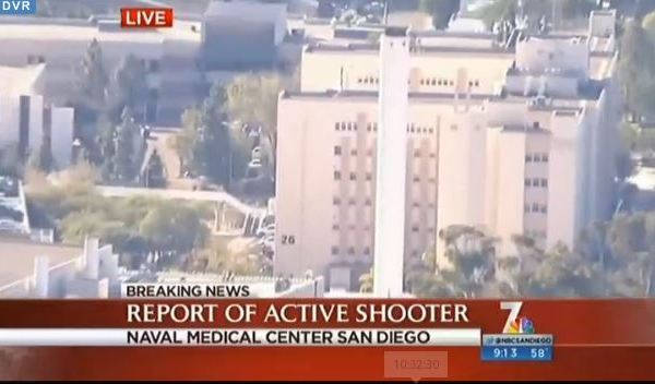 Possible active shooter in San Diego_235698
