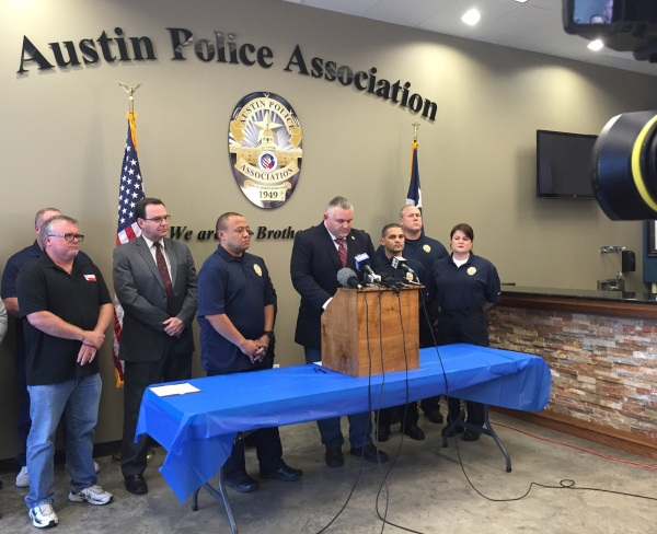 Austin police union cites understaffing as role in teen's shooting death