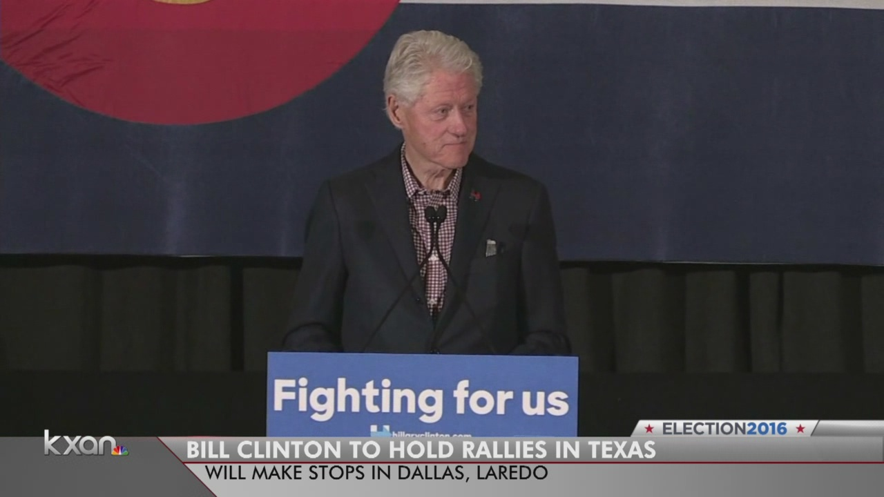 Candidates gear up campaigns for Texas primaries