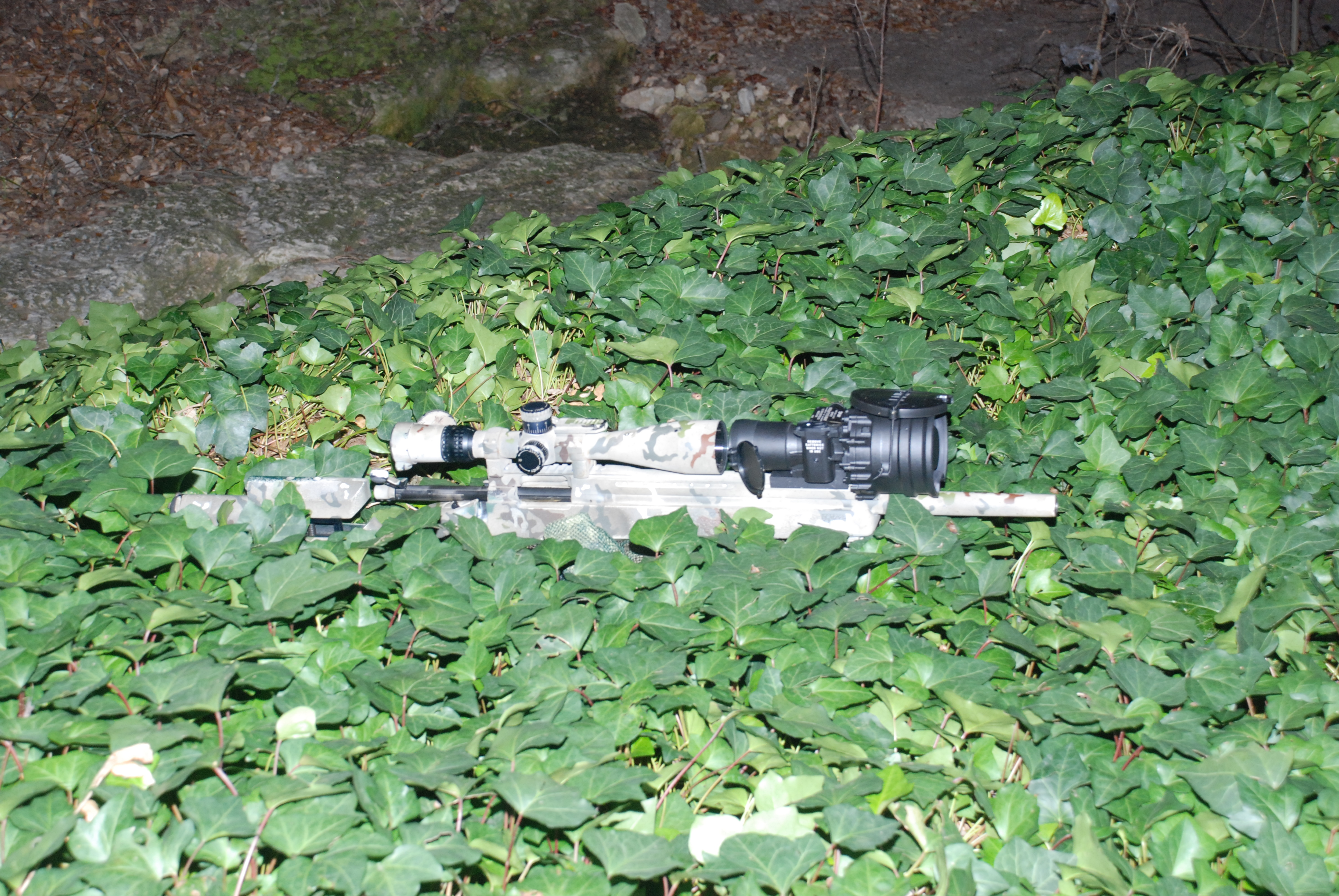 Weapon recovered from Sawyer Flache. (APD)
