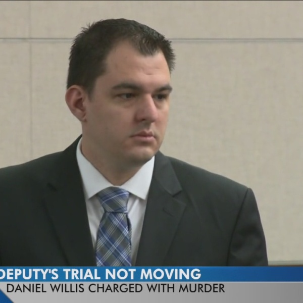 Former Bastrop deputy Daniel Willis waiving right to jury trial