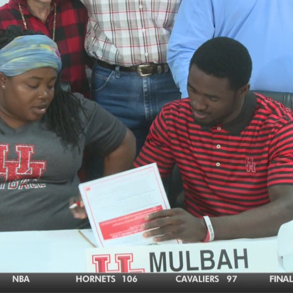 Local high school products sign national letters of intent
