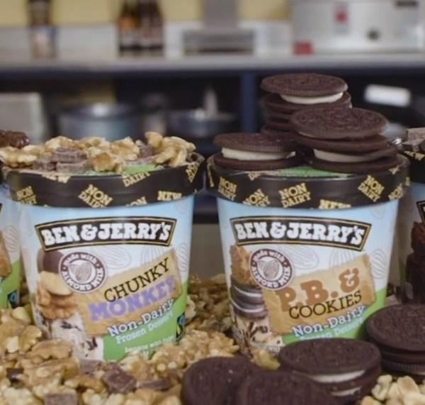 Ben and Jerry's non-dairy ice cream_239616