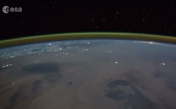 Lightning from space_242281