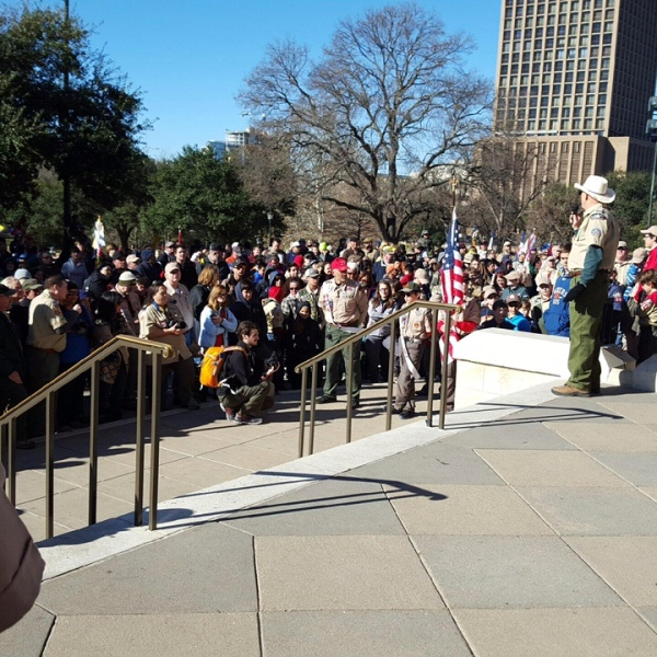 Boy Scouts of America Rally 2016_240633