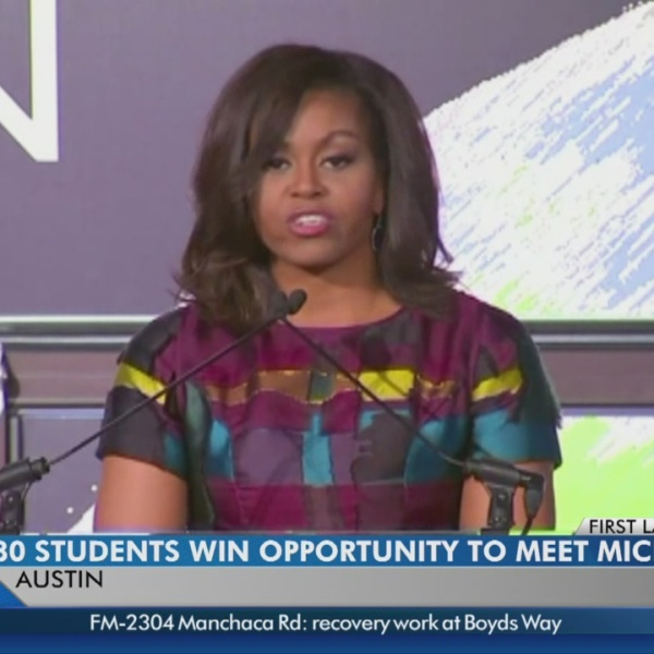 First Lady to discuss Let Girls Learn initiative