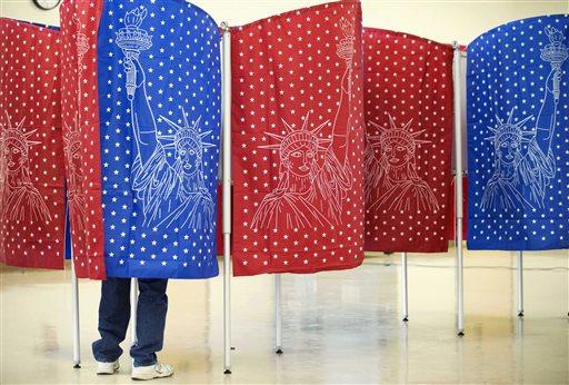 APTOPIX 2016 Election New Hampshire Votes_241856