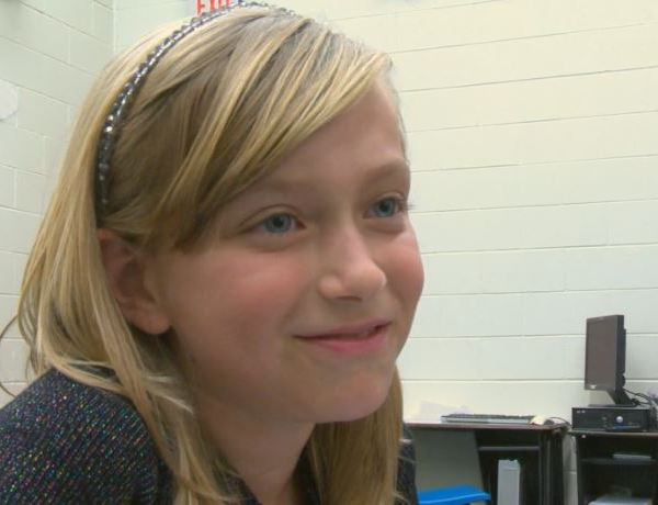 Daniella Hillan, Wimberley student invited to the White House_252624