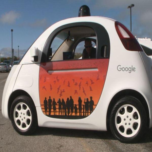 Google Self-Driving Car_257146